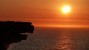 Eagle Rock Sunrise - Royal National Park