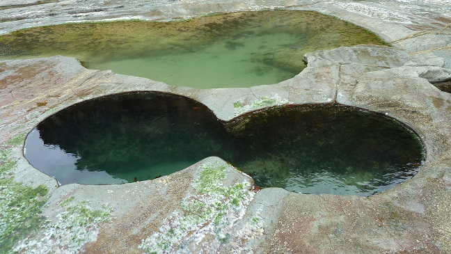 Figure 8 Pools, Royal National Park