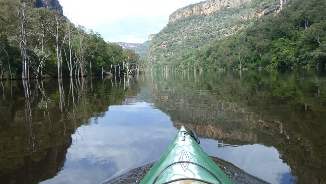 Kangaroo Valley Kayak Start At Tallowa Dam Maps Directions