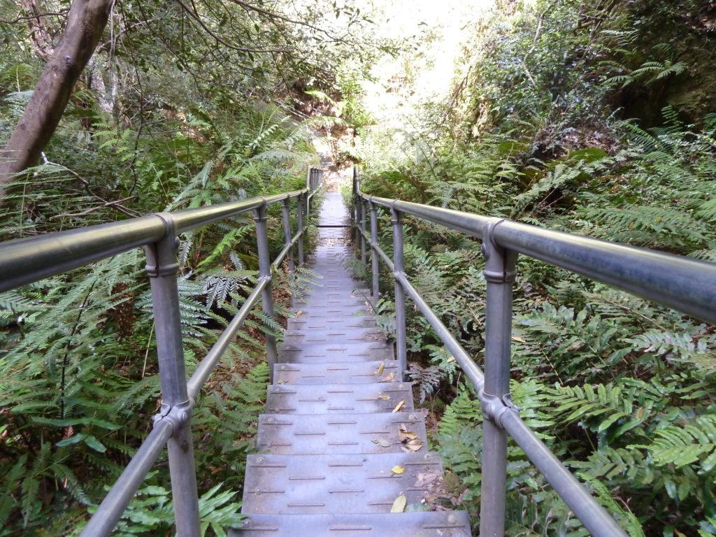 Giant Staircase, Blue Mountains