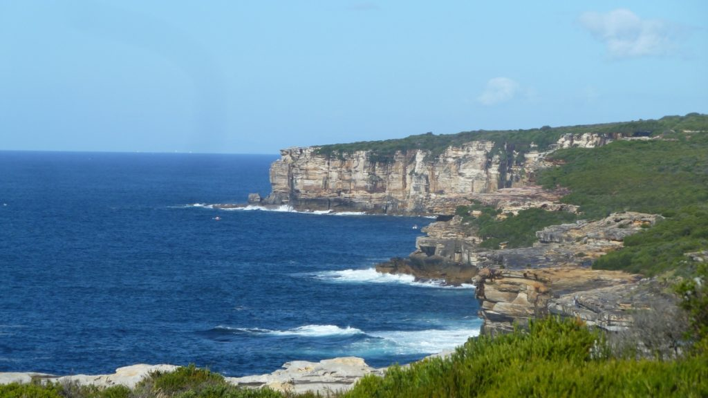 Royal Coastal Walk, Royal National Park
